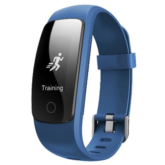 Smart ID107Plus HR Heart Rate Bracelet Monitor ID107 Plus Wristband Health Fitness Track ...
