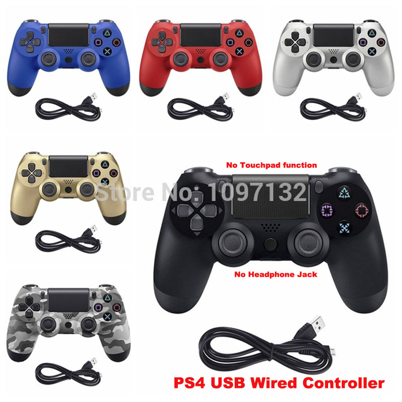 US $9 02 5% OFF|Aliexpress com : Buy PS4 Gamepads for Sony Playstation 4  USB Joystick Controller For Dualshock 4 DS4 Console Dropship from Reliable
