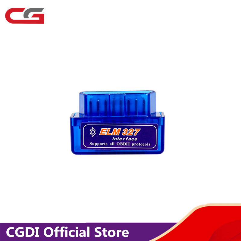 ELM327 <font><b>ELM</b></font> <font><b>327</b></font> <font><b>Bluetooth</b></font> OBD2 Hardware V2.1 Software V2.1 image