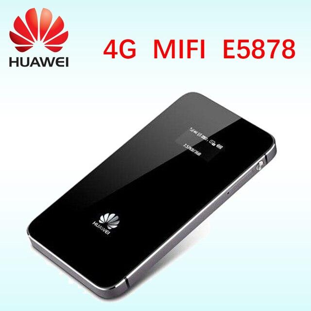 Unlocked Huawei E5878s 32 150Mbps 4G LTE Wifi Wireless Router Mobile Dongle pk e589 e5776 e3276 E5372