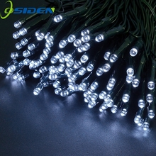 Solar LED String Lamps 12M 100LEDs