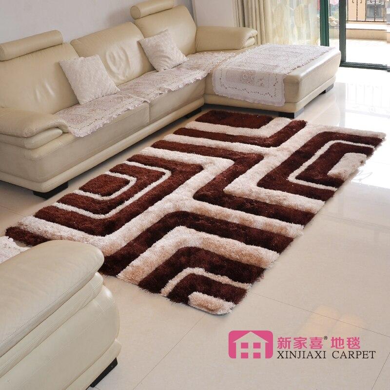 Гостиная ковер журнальный столик спальня ковер краткое моды трехмерной геометрии одеяло