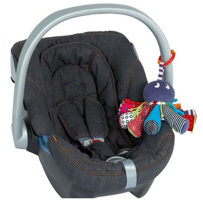 Baby Rattle ութոտնուկի խաղալիքների - Խաղալիքներ նորածինների համար - Լուսանկար 4