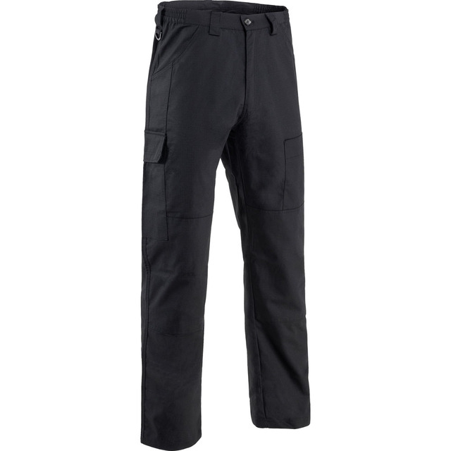 Men's Work Pants Water Resistant Operator Cargo Trousers for Four Seasons