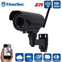 Беспроводной HD с переменным фокусным расстоянием 2.8-12 мм Ip-камера 960 P H.264 Видео CCTV WI-FI Открытый Ip Cam P2P Домашней Безопасности Камеры