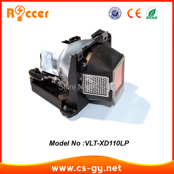 OEM Cheap Compatible Replacement Projector Lamp VLT-XD110LP For MITSUBISHI SD110/XD100U/XD110/XD110U,PF-15S/15X цена