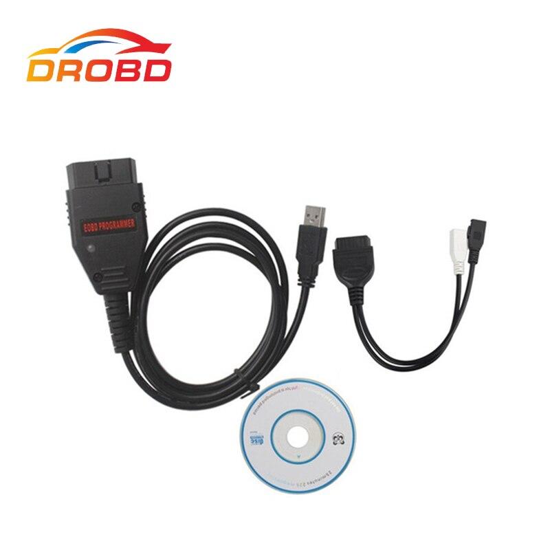 Prix pour Chaude Galleto 1260 EOBD2 Outils Galletto 1260 Interface De Diagnostic Avec Multi Langues EOBD Tuning Outils