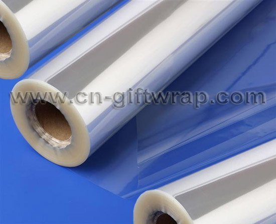 wholesale 70cmX100m Clear cello film roll