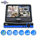 Hiseeu CCTV 4/8 CH 5IN1 1080N Digital Video Recorder 10,1