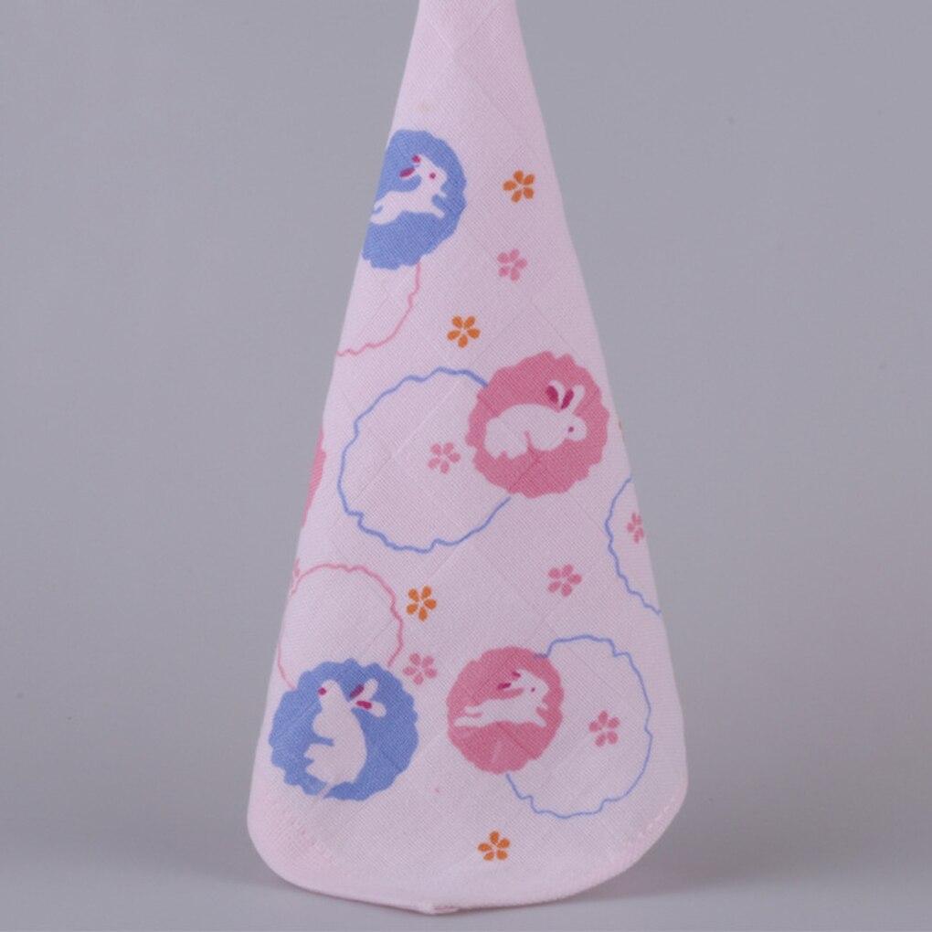 2017 New Nursery Hand Muti-function Cotton Gauze Face Towel Wash Cloth Handkerchiefs Towel 25*25cm