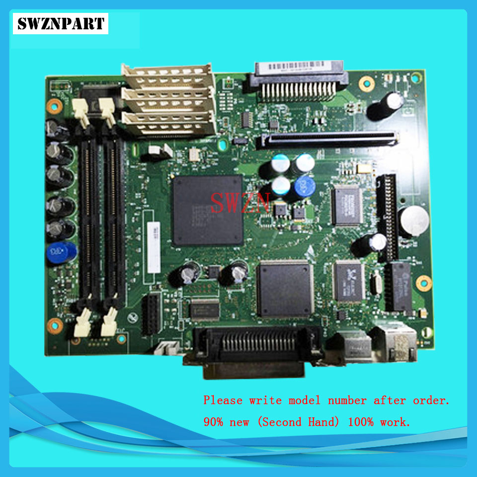 FORMATTER PCA ASSY Formatter Board logic Main Board MainBoard mother board for HP M4345 M4345MFP Q6476-60001 formatter pca assy formatter board logic main board mainboard mother board for hp m1522n 1522n 1522 cc396 60001