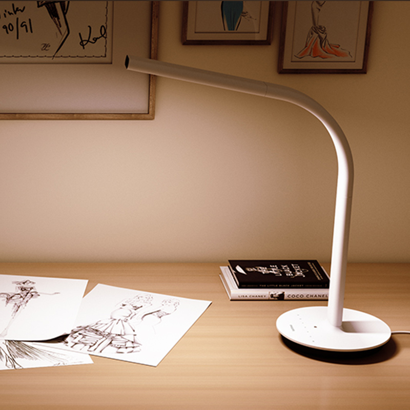 Xiaomi Smart desk lamp second generation led eye protection college students bedroom study desk bedside lamp xiaomi smart desk lamp second generation led eye protection college students bedroom study desk bedside lamp