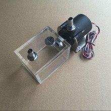 160ml zylinder wassertank + sc600 pumpe all-in-one gesetzt maximalen Durchfluss 600l/h computer wasserkühlung kühler