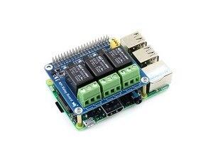 Image 4 - Waveshare パワーリレーボードラズベリーパイ拡張ボード、ラズベリーパイ A +/B +/2B/3B/3B + ホームオートメーションのためのインテリジェント