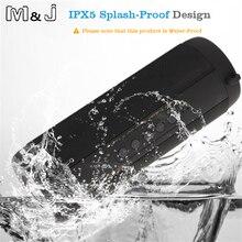 M J T2 Outdoor Waterproof Super Bass font b Bluetooth b font font b Speaker b