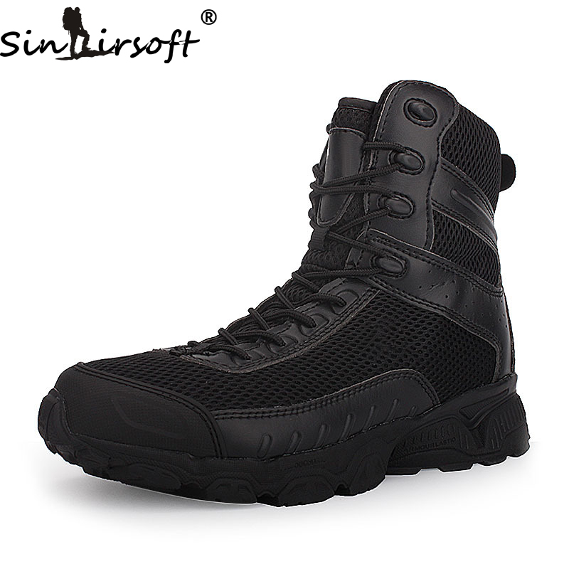 sinairsoft genuine leather outdoor sport army mens