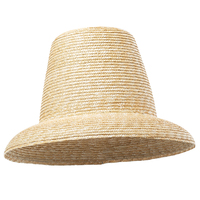 Hat Fisherman Women Summer Straw Hat 2019 New Beach Vacation Sun Hat for Holidays Top Hat Lady 691017