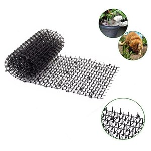 Image 3 - Garden Cat Dog Scat Mat Cats And Dogs Repellent Mat Plastic Spike Keeping Cats Dogs From Digging Flower Plant Protective Fence