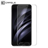 CAFELE HD Clear Screen Protector For Xiaomi MI6 2 5D Curved Edge Non Full Coverage Tempered