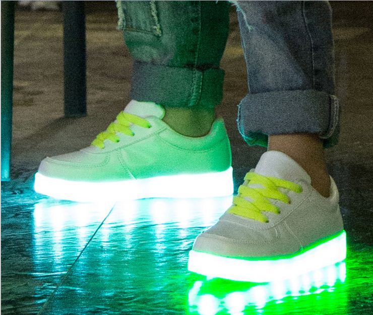 Children Shoes With Light For Boys/Girls Chaussure Lumineuse Enfant Led Shoes With Usb Charging Light Shoes Luminous Kids Casual new 2017 fashion women shoes led for adults schoenen casual chaussures lumineuse light up shoes femme luminous gold silver shoes
