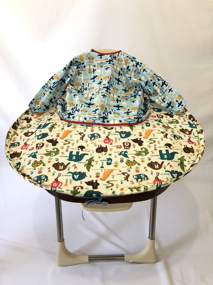 Astonishing Quality Restaurant And Home Baby Feeding Saucer High Chair Cover Highchair Cover Germ Prevents Food And Toys Falling To Floor Spiritservingveterans Wood Chair Design Ideas Spiritservingveteransorg