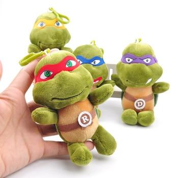 Плюшевые игрушки Черепашки Ниндзя  1