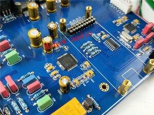 Image 2 - 2017 NOVA HIFI AK4497 preamp DAC decodificador de áudio Digital suporta DSD atualização AK4495SEQ opção XU208 XMOS USB ou Amanero