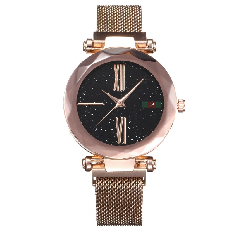 Ladies Luxury Watch Magnetic Starry Sky Fashion Diamond Female Quartz Relogio Feminino Zegarek Damski