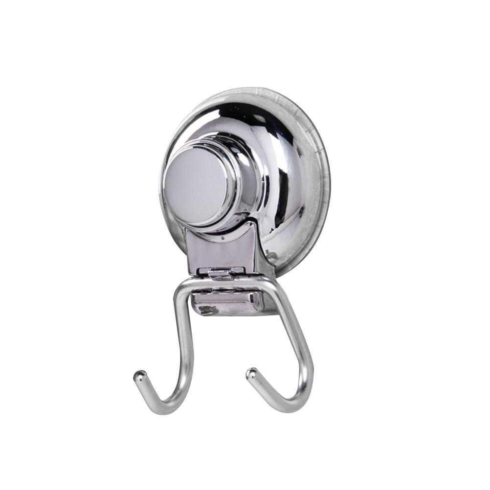 Stipt Swivel Haak Vouwen Swing Arm Haak Rvs Muur Gemonteerde Hanger Voor Badkamer Keuken Slaapkamer (metallic) En Digestion Helping