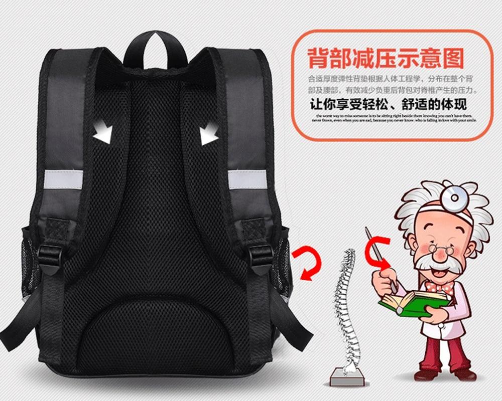 Dragon Ball Backpack Ultra Instinct Goku Z Vegeta Super Saiyain Casual School Bags Toddler Boys Girls Teenager Mochila Bolsa #5