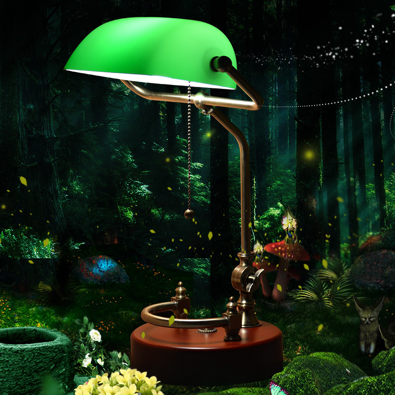 Compare Prices on Stain Steel Table Online ShoppingBuy Low Price – Green Desk Lamp