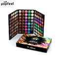 Popfeel New Eyeshadow 120 Colors Professional Makeup Pearly Matte Nude Eye Shadow Palette Make Up Palette Waterproof Eye Shadow