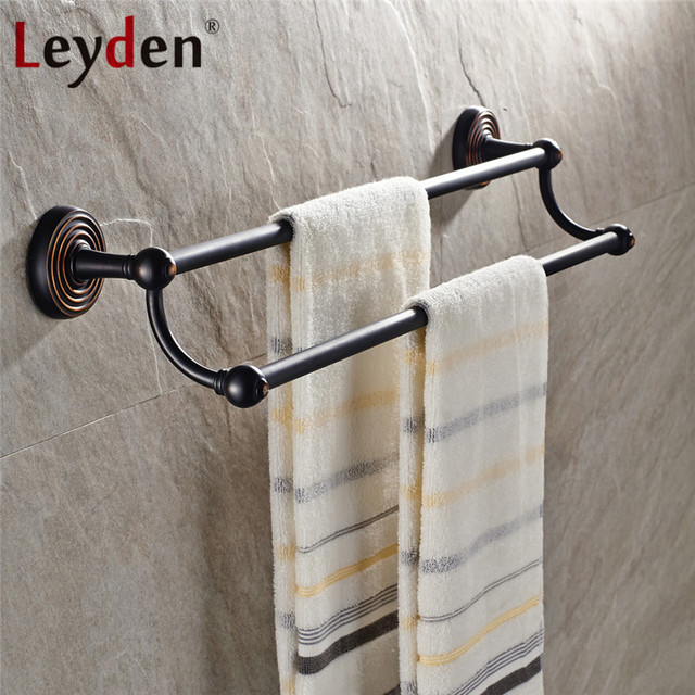 Leyden Massivem Messing Antik Bronze Handtuchhalter Handtuchhalter ...