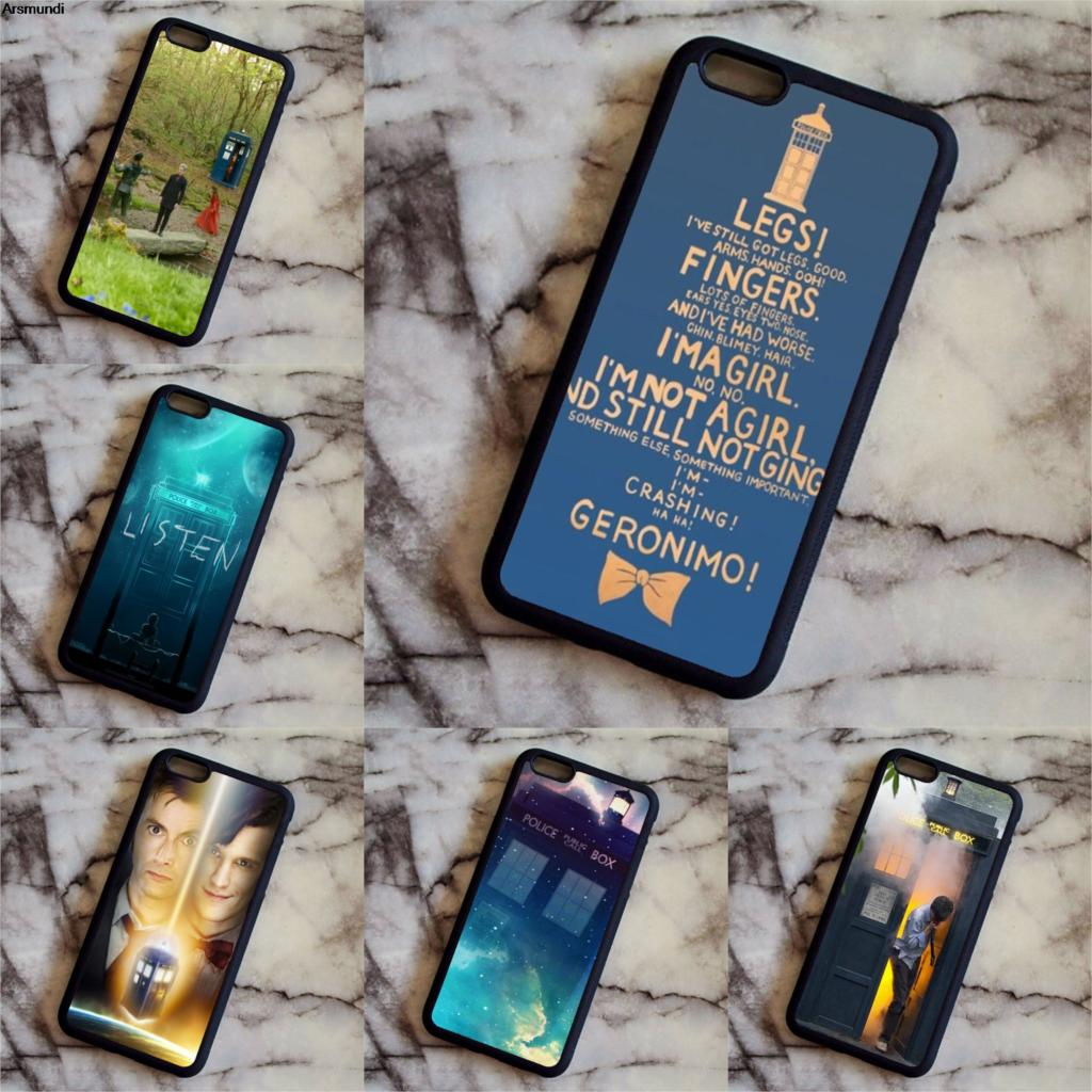 Phone Bags & Cases Adroit Arsmundi Pockets Tardis Doctor Who To Box Police Phone Cases For Samsung S3 4 5 6 7 8 Note 4 5 7 8 Case Soft Tpu Rubber Silicone To Have Both The Quality Of Tenacity And Hardness