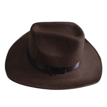 Adjustable Rope Male Female Western Style Caps Cowboy Cowgirl Hats
