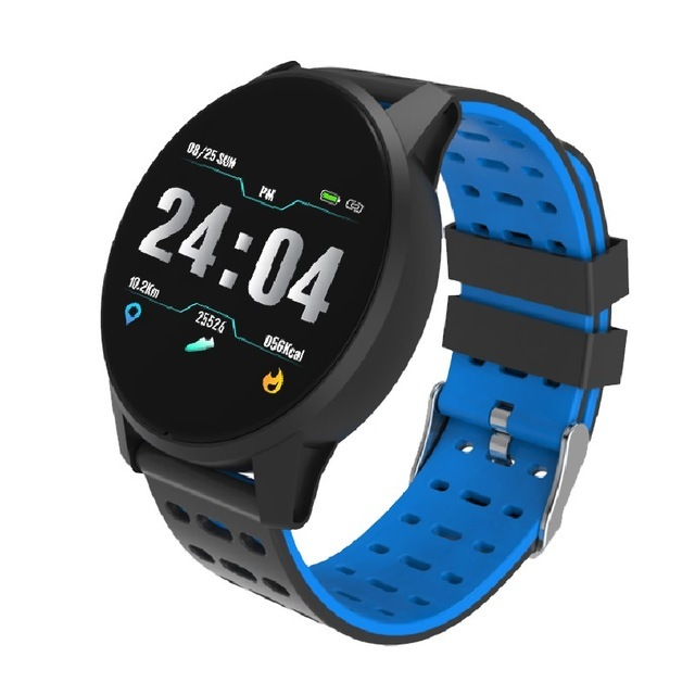 Sport Smart Watch Men Women Blood Pressure Waterproof Activity Fitness tracker Heart Rate Monitor Smartwatch for Android ios