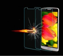WolfRule 2 Шт. Для LG G3 Закаленное Стекло-Экран Протектор пленка Для LG G3 0.26 мм Ультратонкий Премиум Телефон Защитный фильм