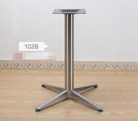 tainless steel table legs.. The table legs. Counter racks. Table frame