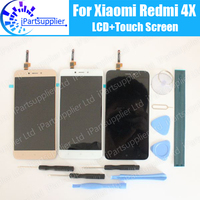 For Xiaomi Redmi 4X LCD Display Touch Screen 100 Original LCD Digitizer Glass Panel Replacement For
