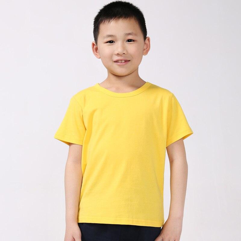 LYTLM Kids T-shirts Hip Hop Cotton T Shirt Girls Skate Boys Clothes Summer Top 2 4 6 8 10 12 years Children Clothing 2018 Girls