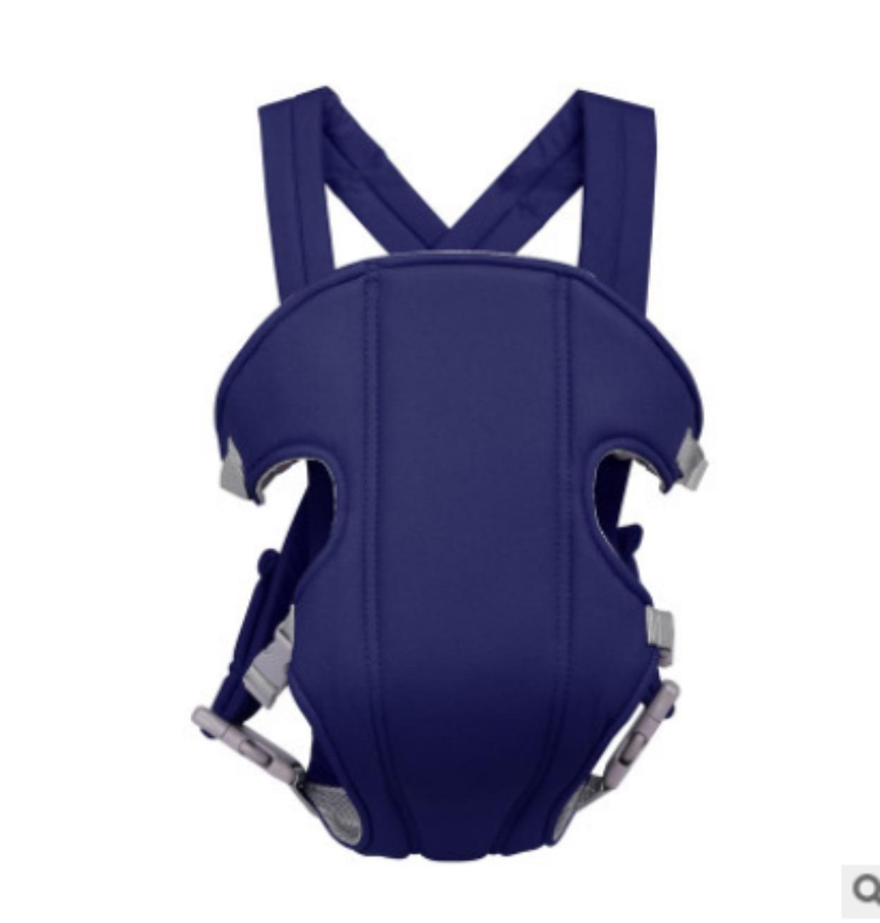Pudcoco Adjustable Infant Baby Carrier Wrap Sling Newborn Backpack Breathable Ergonomic Multifunction Outdoor Kangaroo