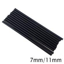 10 шт./лот) дешевые высококачественные нетоксичные клеевые палочки 7 мм X 190 мм для рукоделия, дизайнерские электроинструменты, термоклеевые палочки