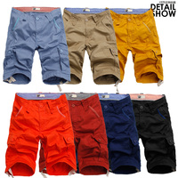 2014 New K233p60 2013 Summer Fashion Tooling Shorts Casual Shorts 29 Large Single
