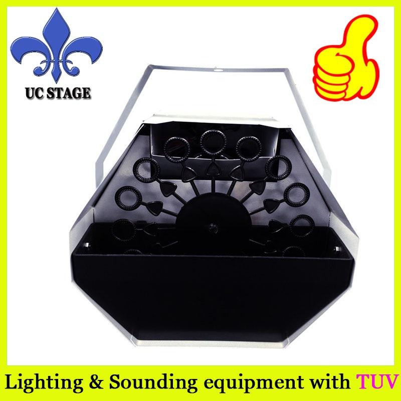 2016 new Remote control 60W bubble machine stage light professional stage dj equipment american dj bubble junior купить