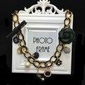 XL105 камелии luxury brand CC стиль марка neckless № 5 цепи колье bijoux ожерелья женщины макси/гроот kolye sautoir