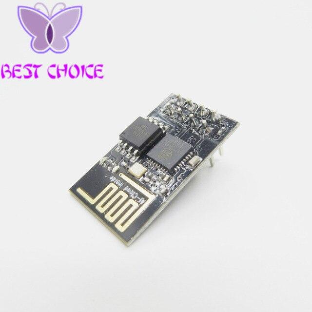 Free shipping 1pcs/lot ESP8266 ESP-01 remote serial Port WIFI wireless module through walls Wang
