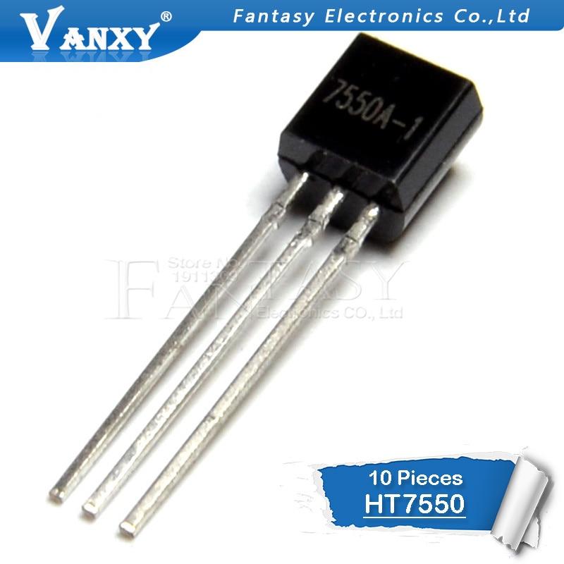 10pcs HT7325 HT7350-A HT7333-A HT7550A-1 TO-92 Voltage Regulator IC New And Original