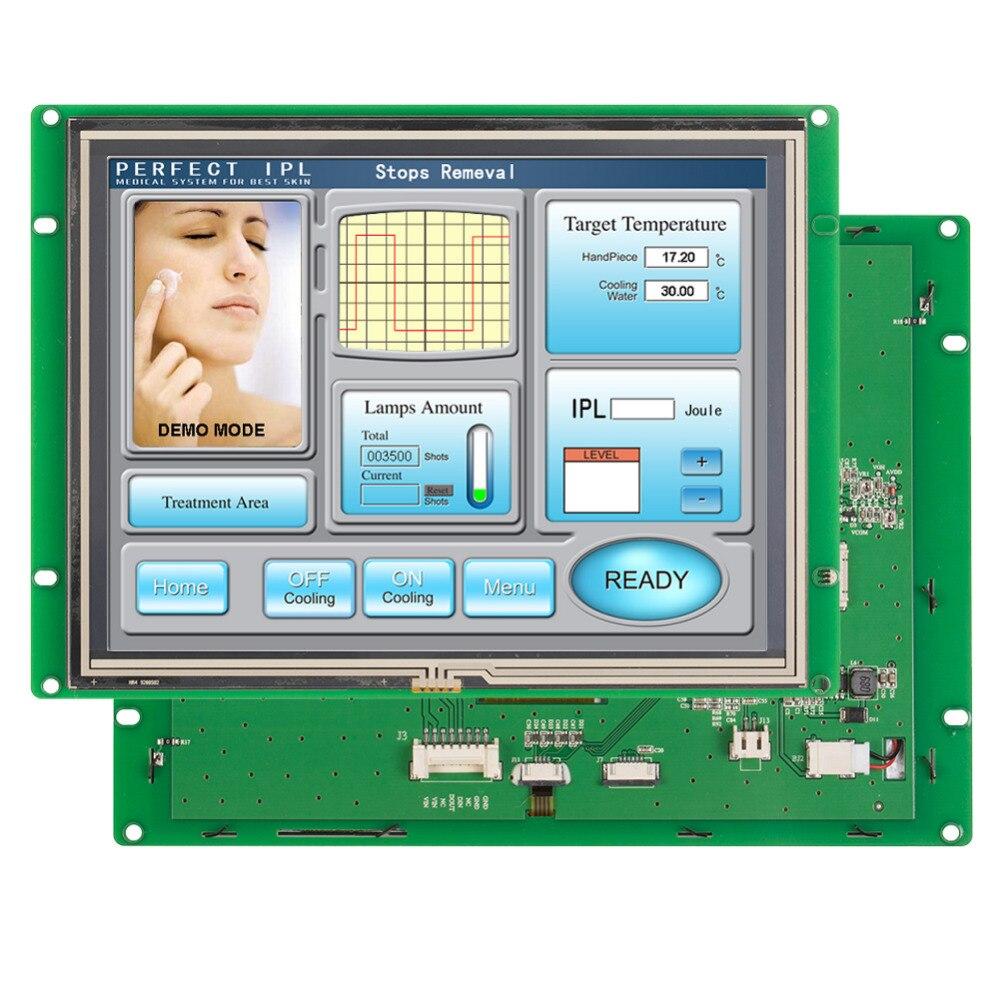 3.5 China hmi tft lcd manufacturer controller