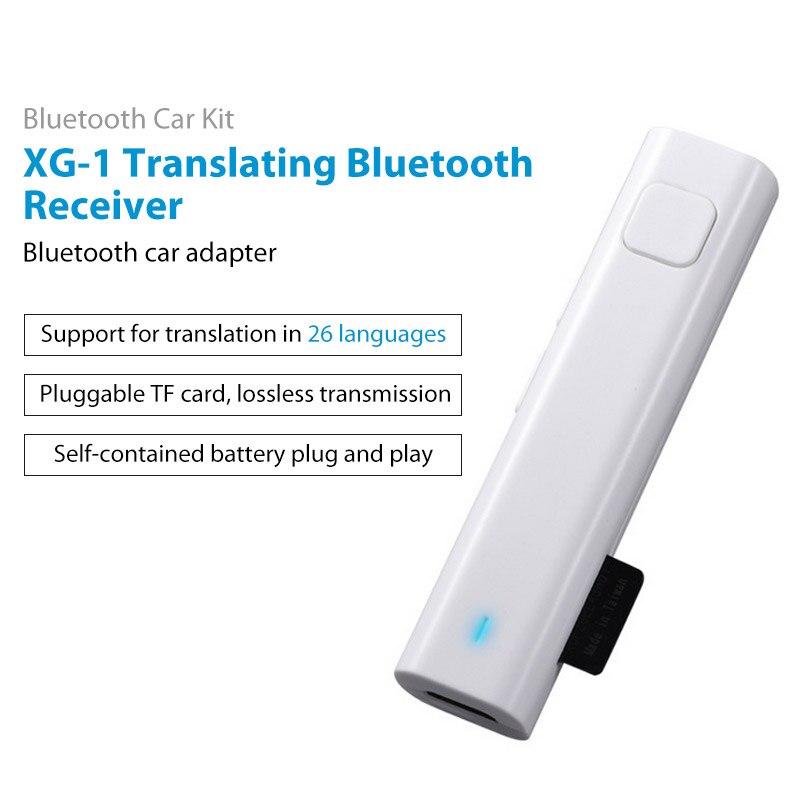 Adaptador sem fio 4.2 aux música receptor de áudio 3.5mm estéreo áudio tf cartão plug bluetooth música áudio receptor adaptador