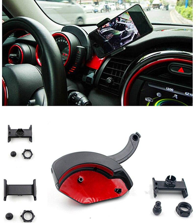 Sammlung Hier Mini Cooper F54/f55/f56/f57/f60 Auto Halterung Halter Ständer Cradle Für Mobile Smart-telefon Gps